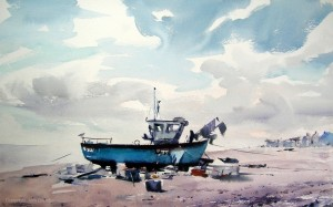 Aldeburgh fishing boat. For sale