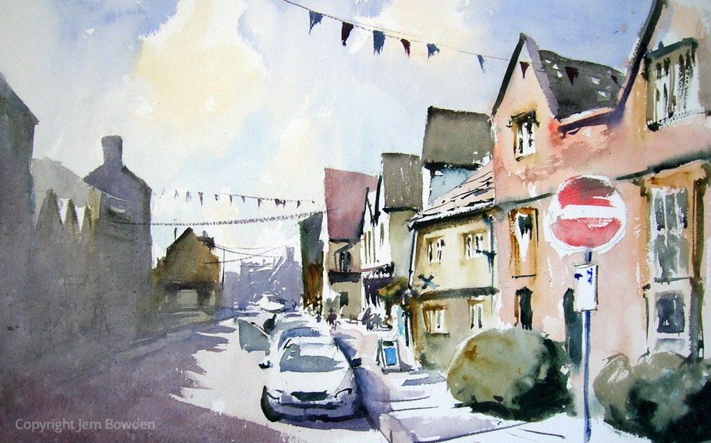 Corsham High Street. For sale